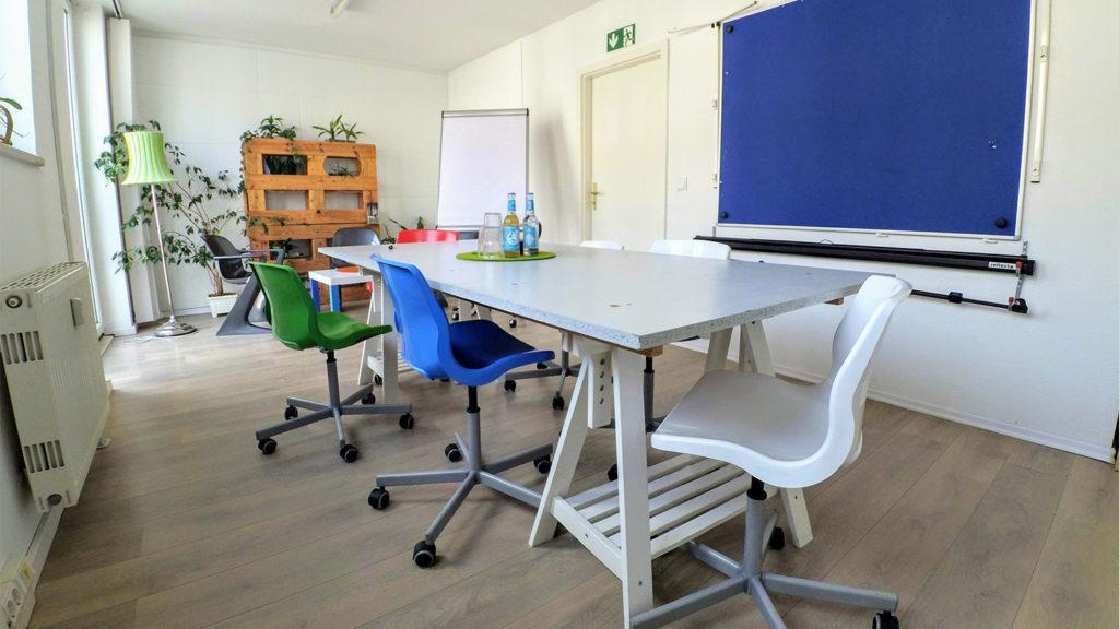 Bairro - unser günstiger Meetingraum in Dresden Neustadt.