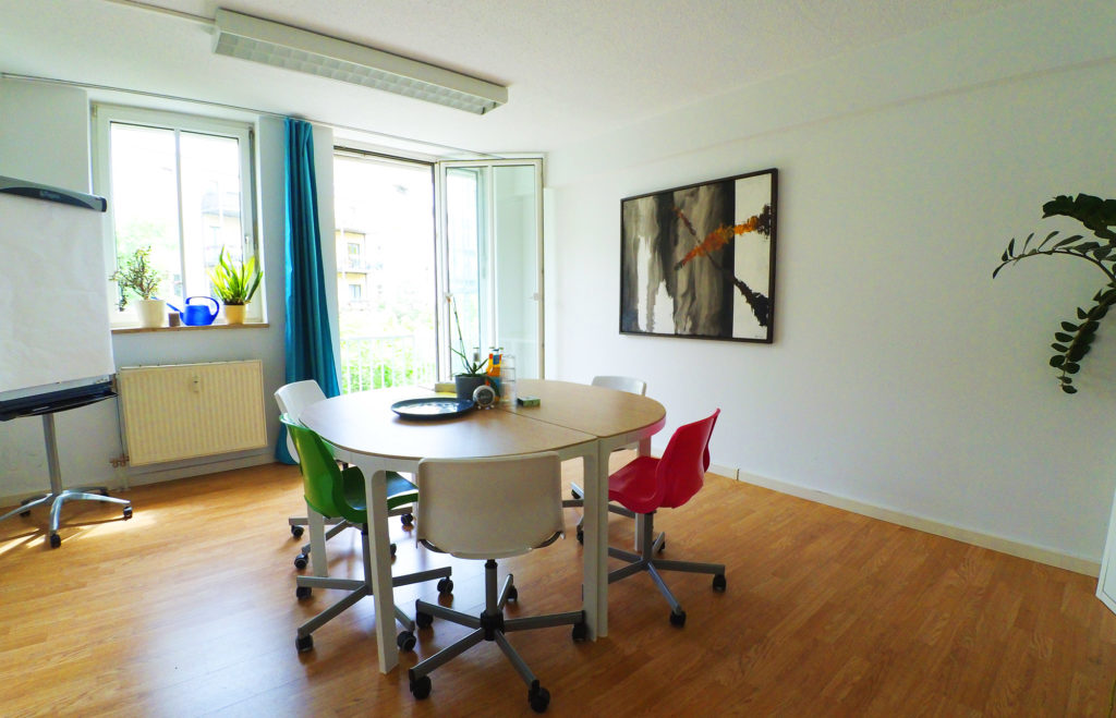 Buurt - Meetingraum im Quartier22