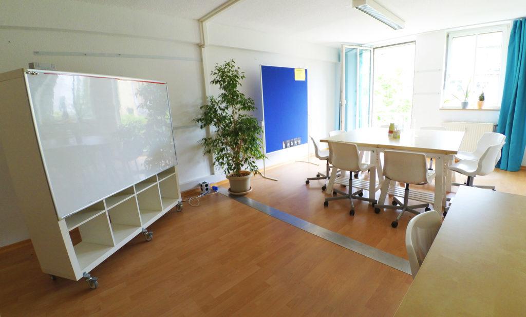 Malgrei - für Meetings und Besprechungen in Dresden