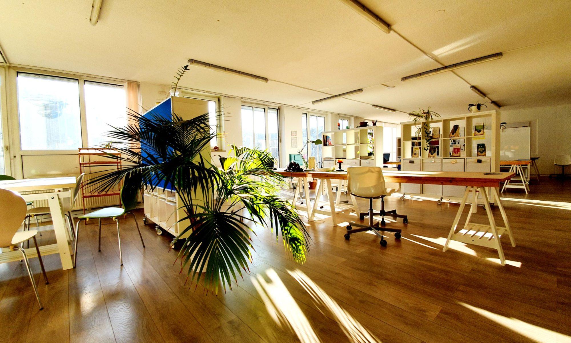 Quartier22 - Coworking Dresden